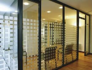 cloisons de bureaux. Black Bedroom Furniture Sets. Home Design Ideas