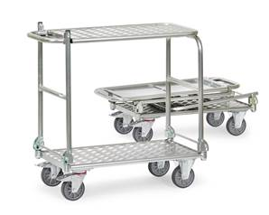 Chariot pliable 1180 - ALU -